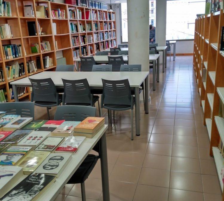Última Hora! Nou horari a la Biblioteca Municipal pels exàmens Actualitat