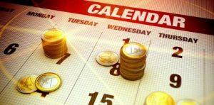 Calendari econòmic en temps real Economia