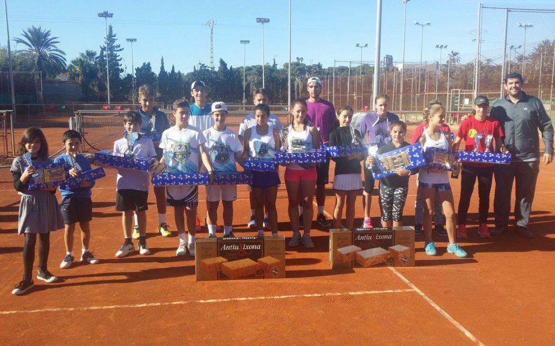 Resultats de Futbol i Tennis del passat cap de setmana a Monòver Esports
