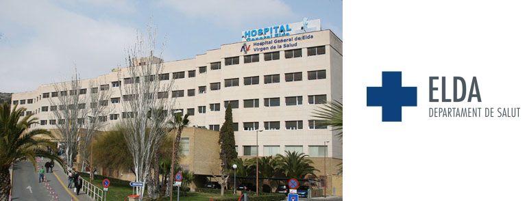 Horario de apertura de los centros sanitarios en periodo vacacional Departament de Salut d'Elda