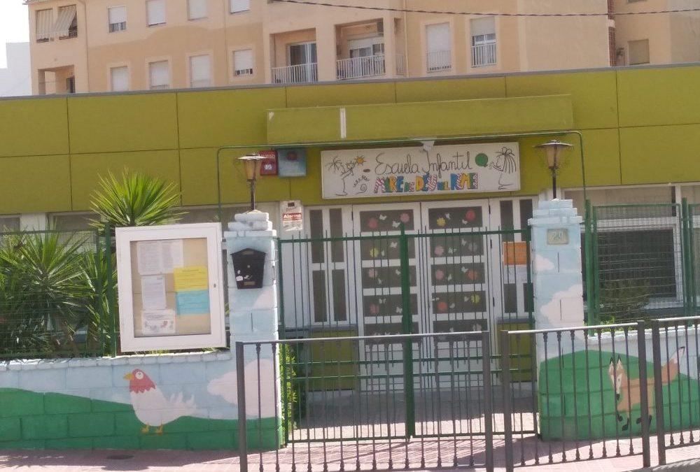 L'Escola Infantil Mare de Déu del Remei de Monòver porta «cinc mesos sense conserge» Monòver