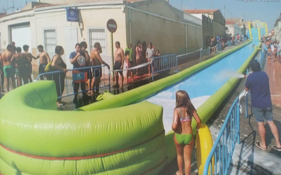 Activitats infantils durant les Festes de MonòverMonòver en Festes Monòver en festes