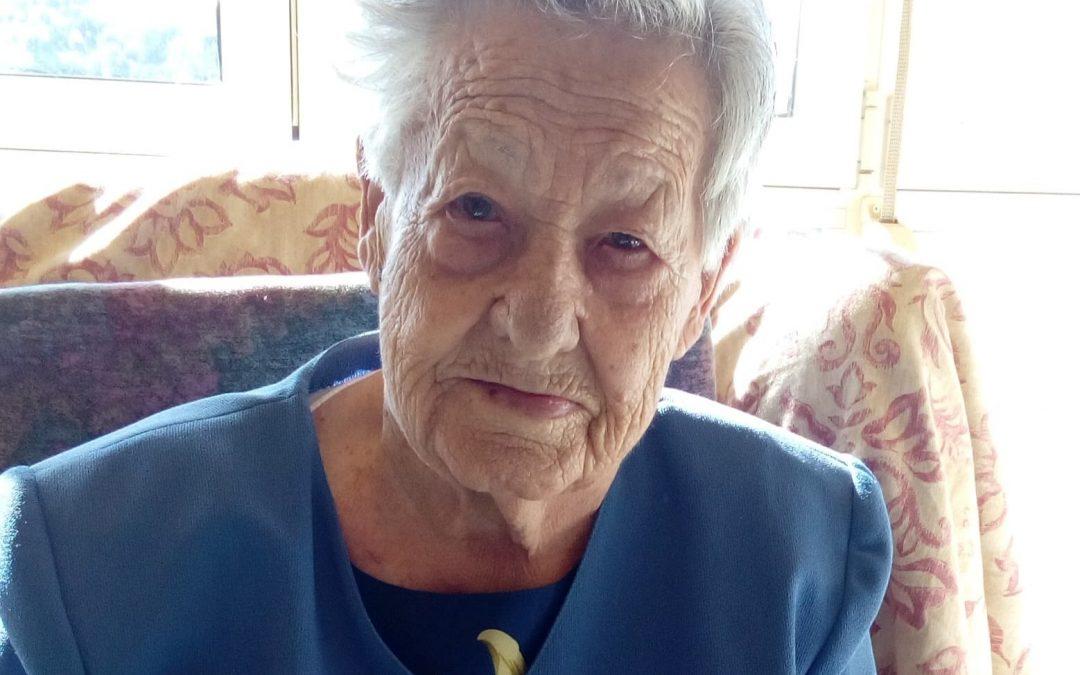 Ha faltat a Monòver Francisca Giner López als 90 anys Necrològica