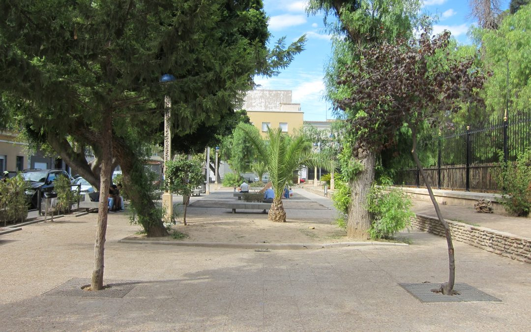 La Policia Local de Novelda deté a un exhibicionista en un parc cèntric de la localitat Successos