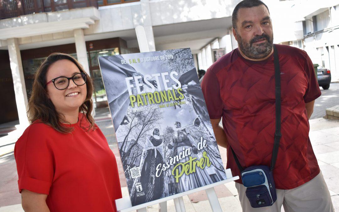 """Petrer ja té cartell de Festes Patronals sota el títol """"Essència de Petrer"""" Notícies de proximitat"""