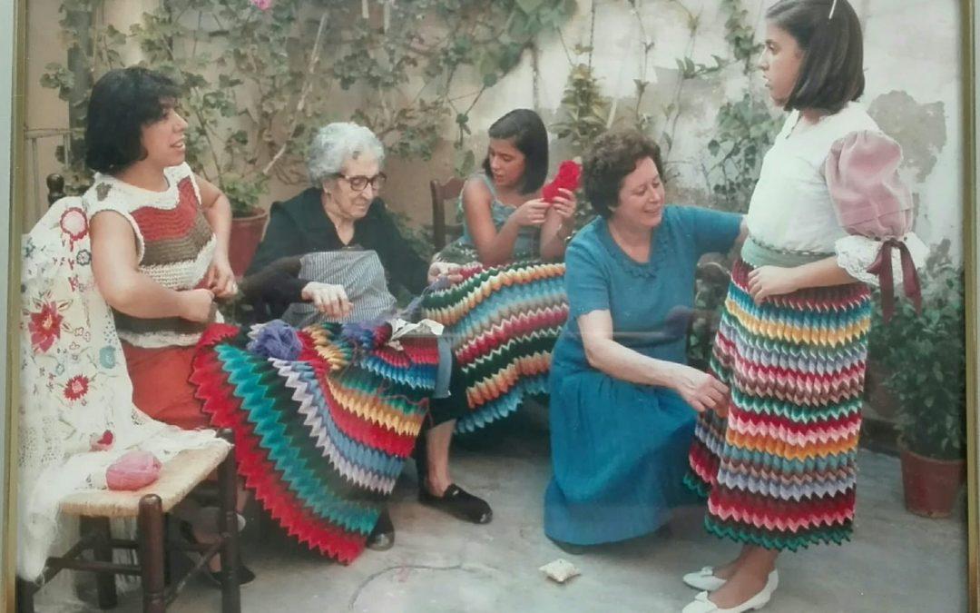L'indumentària típica monovera Història Local
