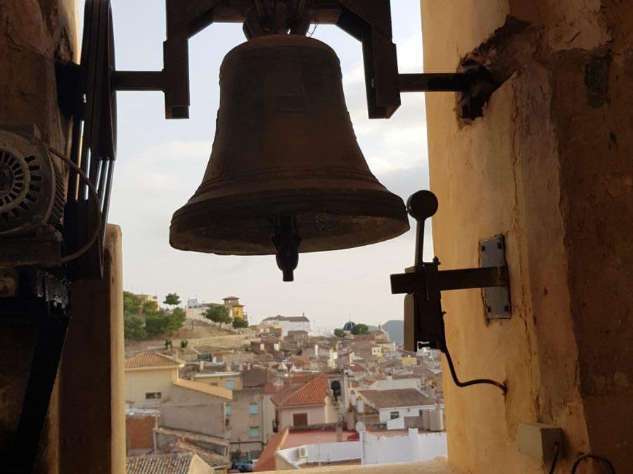Al Campanar de l'Església de Sant Bertomeu Notícies de proximitat
