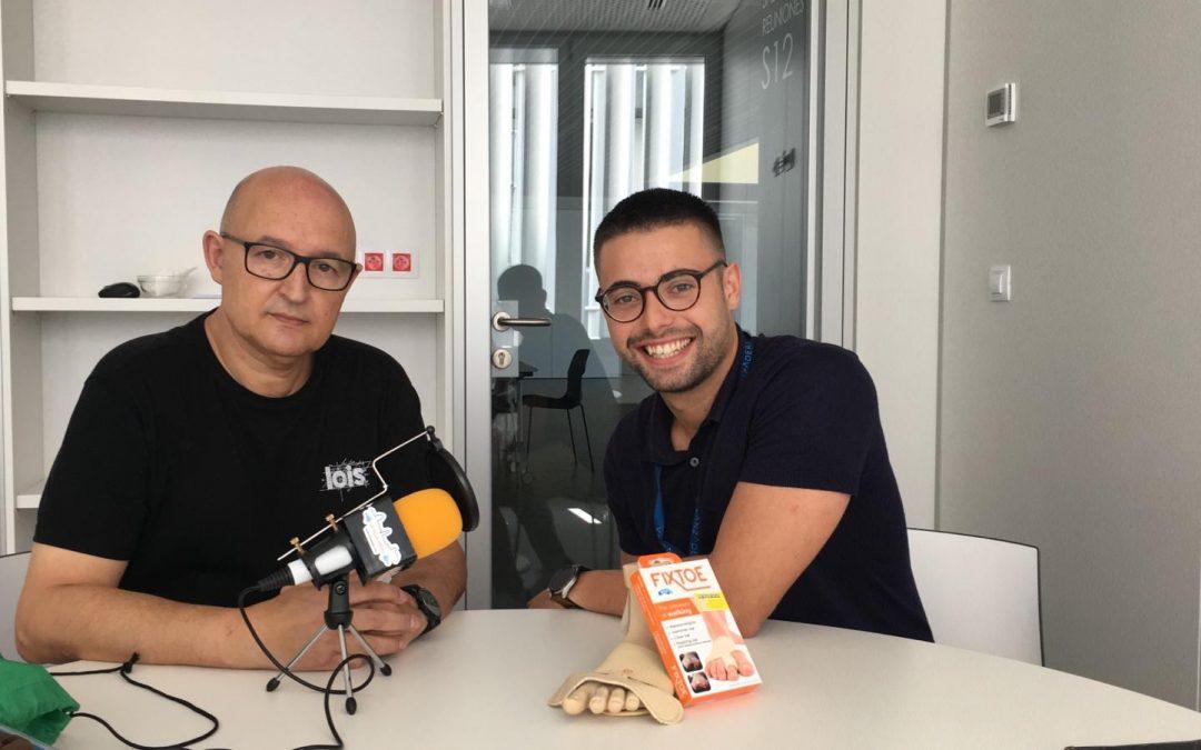 La Teua Ràdio viatja a València per a conèixer de primera mà el Projecte Lanzadera Economia i Finances - Entrevistes Empreses