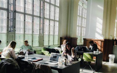 Les biblioteques, icòniques, d'Escandinàvia Nordic Gir Blog