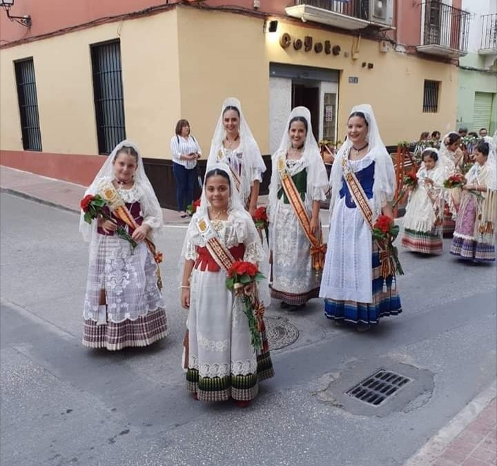 Les fondoneres visiten Monòver en Festes Notícies de Proximitat - Fondó