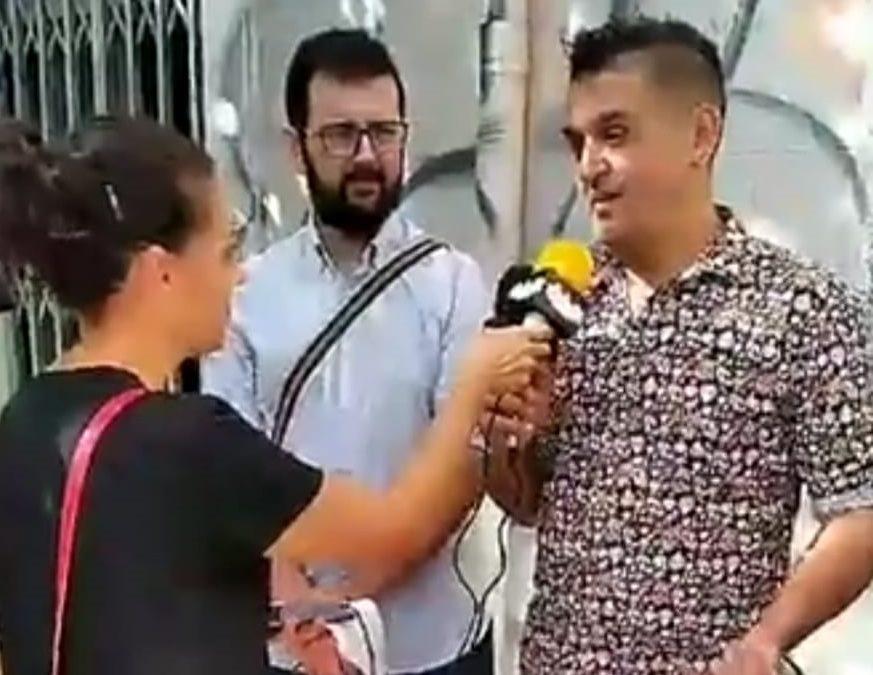 Carles Mulet, senador per Compromís parla amb La Teua Ràdio de la necessitat de reobrir l'estació de tren de Monòver Entrevistes