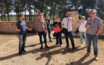 Carles Mulet ha visitat el Fondó de Monòver Monòver
