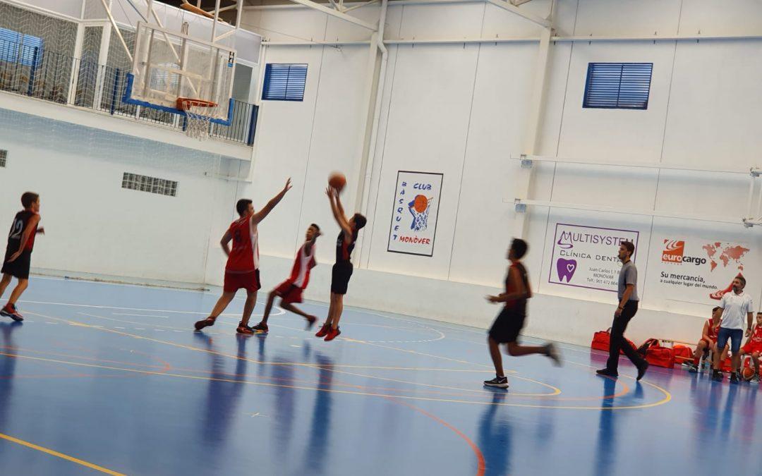 Prèvia dels partits que jugaran els equips federats del Club de Bàsquet Monòver els pròxims dies Esports