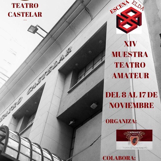 La 14ª Muestra de Teatro Amateur de Elda arranca este viernes en el Castelar con la comedia '24-F' Notícies de proximitat - Cultura