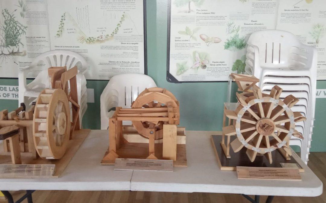 Exposició temporal de molineria històrica al Museu del Fondó de les Neus Notícies de proximitat
