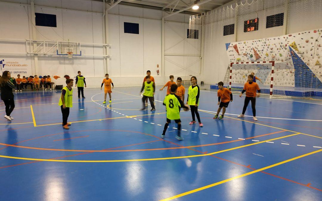 Resultats dels partits del passat cap de setmana dels Jocs Escolars de Monòver Esports