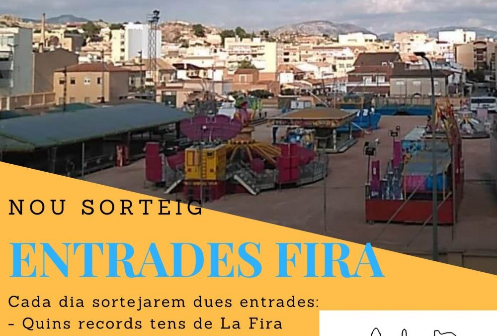 CONCURS DE LA FIRA La Teua Ràdio (19-11-2019)