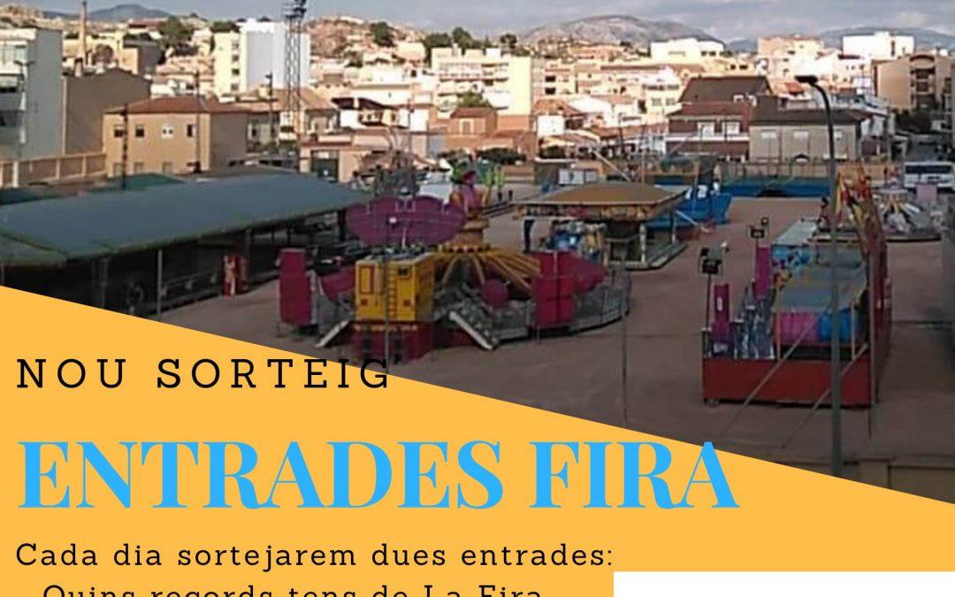 CONCURS DE LA FIRA LA TEUA RÀDIO (14-11-2019)