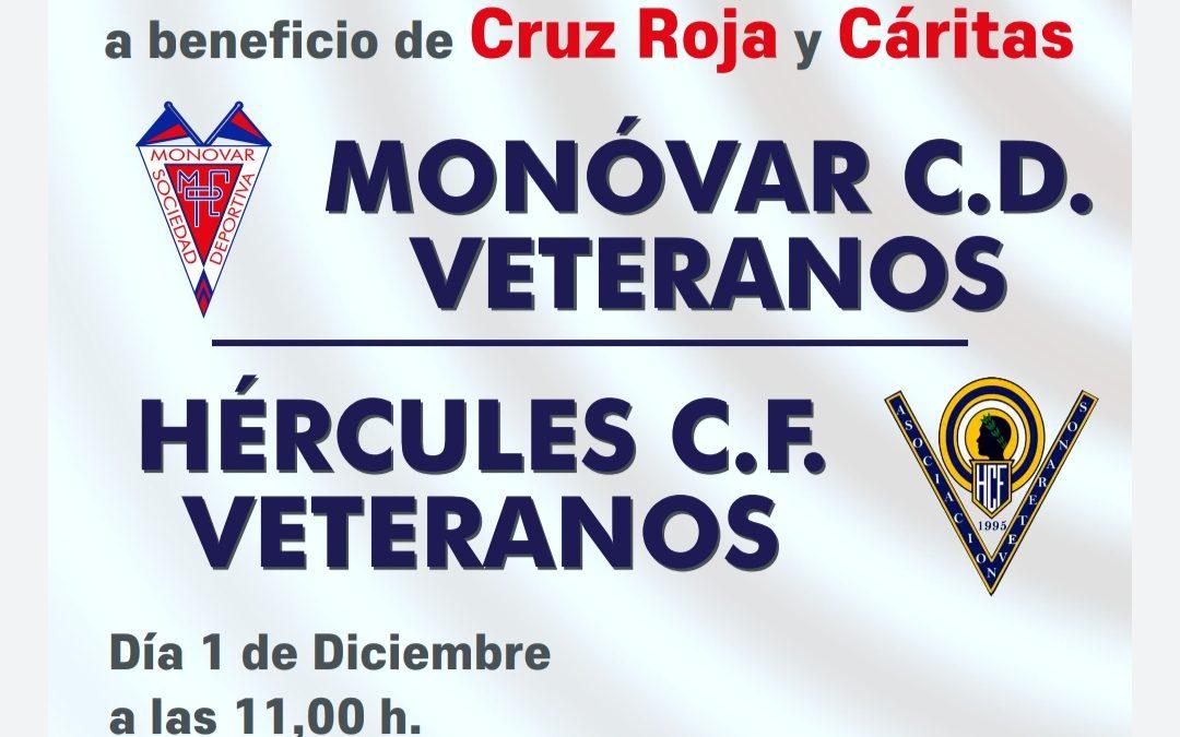 El Monóvar C. D. Veterans jugarà el I Torneig de Nadal Ciutat de Monòver Esports