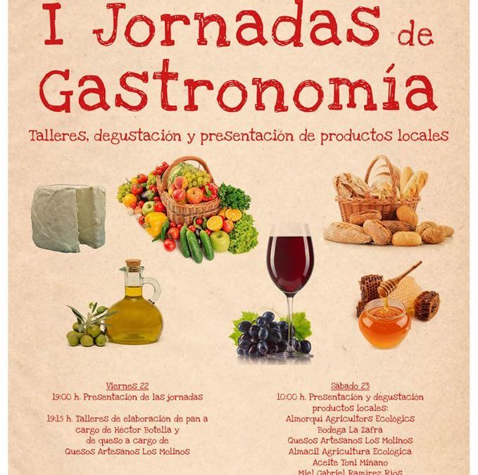 Jornades sobre Gastronomia i Producte Local Artesanal a Monòver Monòver