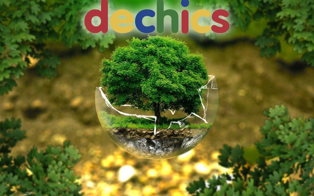 dechics, comprometidos con el planeta Empreses