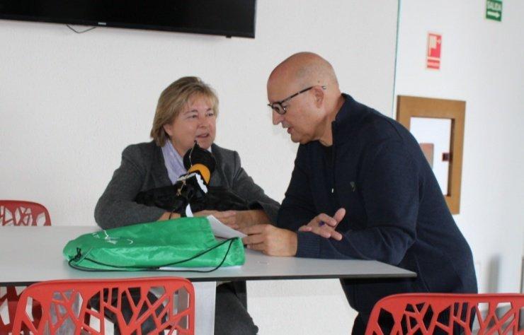 Entrevistem a Marcela Fernández presidenta de l'AEPA Entrevistes - Empreses