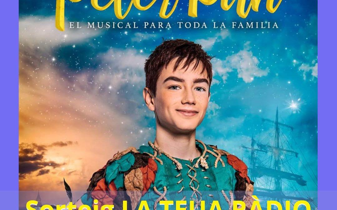 Voleu vore Peter Pan al Pinós??? Nou sorteig de la mà de Taules Teatre Sortejos La Teua Ràdio