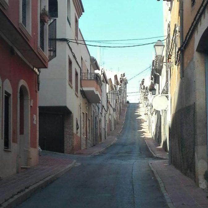 Troben mort un home a sa casa al carrer Bartolico de Monòver Successos