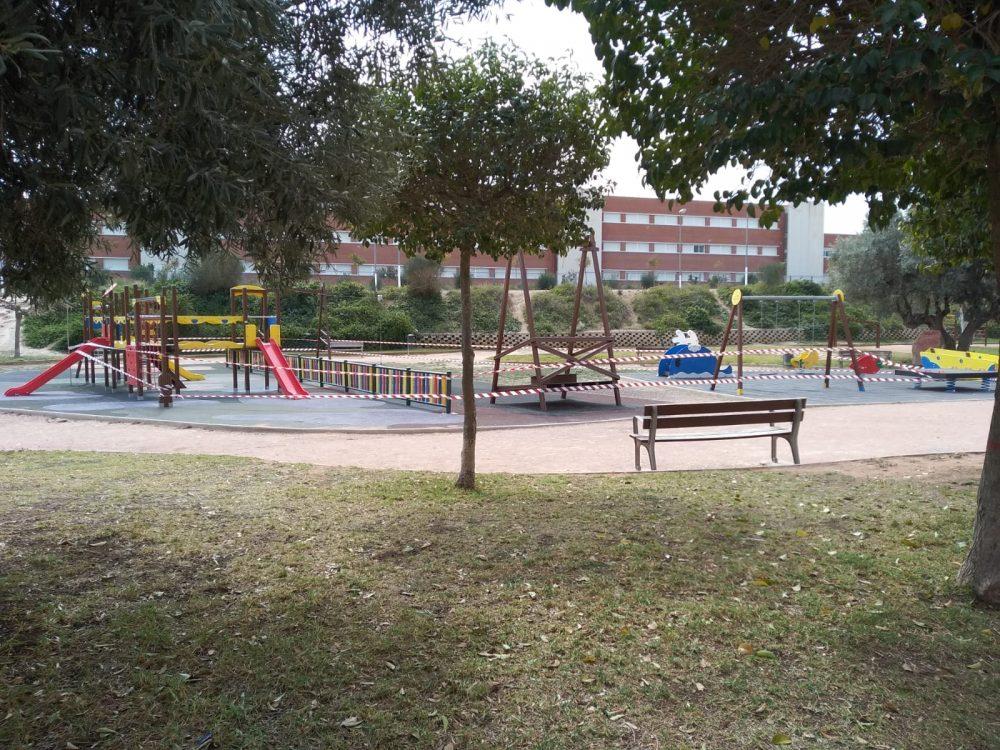 """Reobrin al públic els Parcs i Jardins de Monòver """"per a passejar"""" ÚLTIMA HORA"""