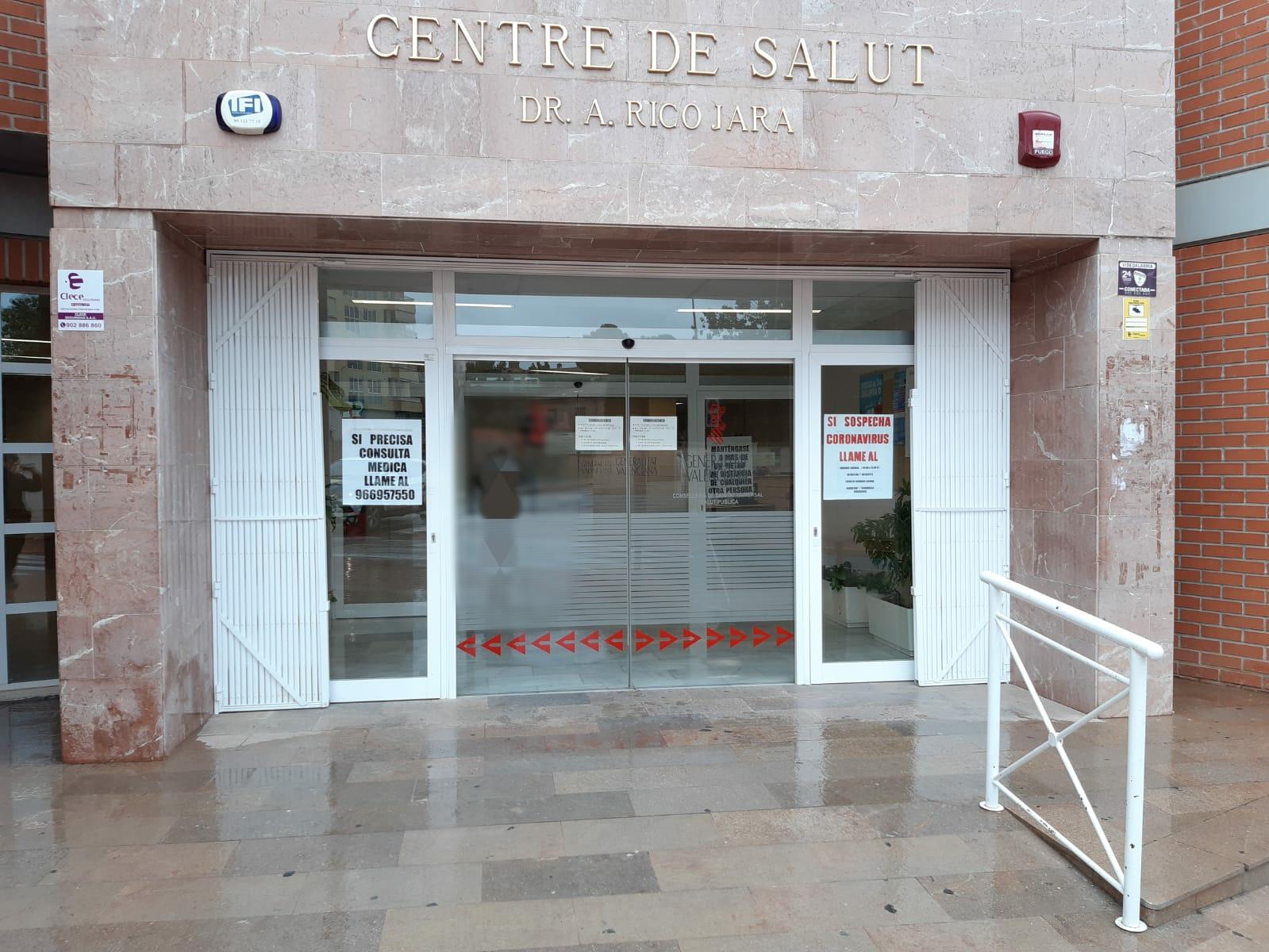 El Centre de Salut Sexual i Reproductiva de Petrer-Monòver continuarà atenent a la població per telèfon Salut