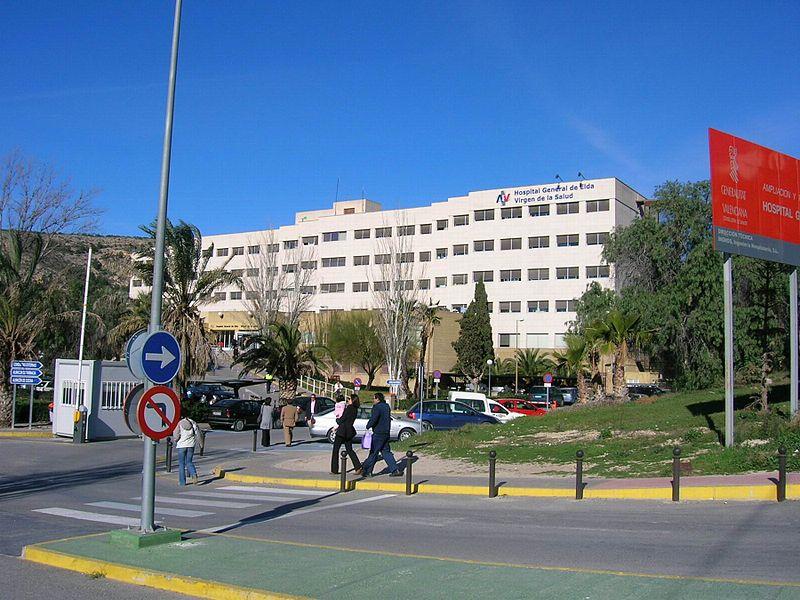 L'Hospital d'Elda registra 3 nous positius de coronavirus Coronavirus