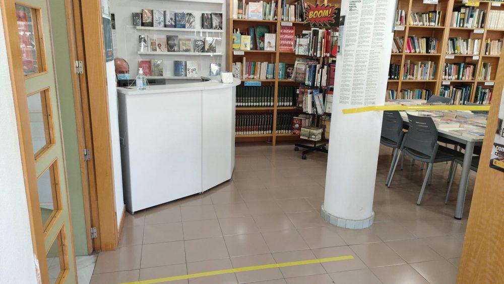La Biblioteca Pública de Monòver torna a obrir la seua sala Monòver