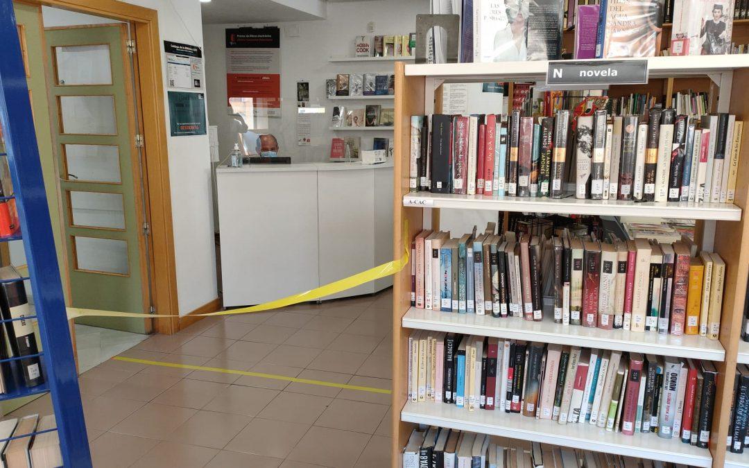 La Biblioteca Pública de Monòver «estarà oberta solament per a prèstecs i devolucions» Monòver - Coronavirus
