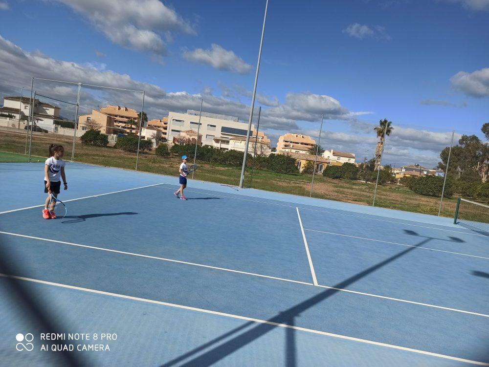 Resultats de l'equip monover al Master Circuit Mediterrani de Tennis 2020 Esports