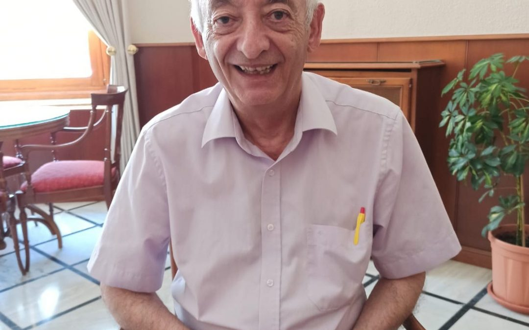 Entrevistem a Pepe Corbí, president de l'Associació d'Estudis Monovers (AEM) Entrevistes