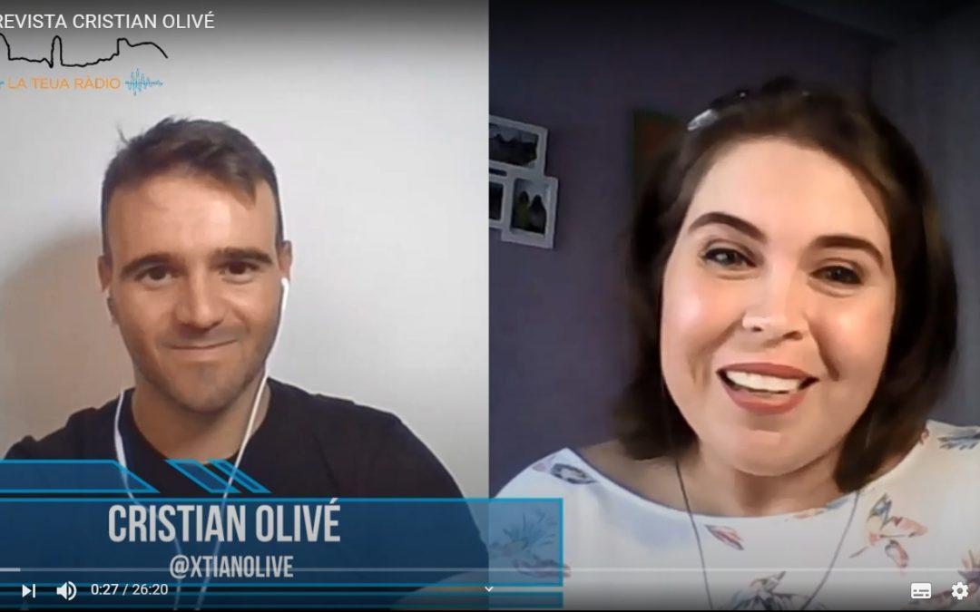 Entrevista a Cristian Olivé Educació - Audiovisual