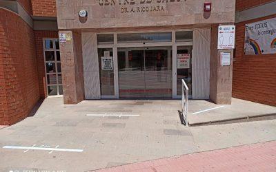 """El Centre de Salut de Monòver es prepara per a una """"nova manera d'atendre als usuaris"""" Salut - Última hora"""