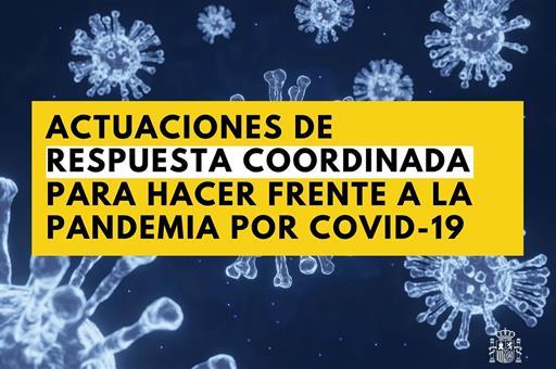 El Consejo Interterritorial del Sistema Nacional de Salud acuerda un documento de actuaciones de respuesta coordinada frente a la pandemia Altres notícies