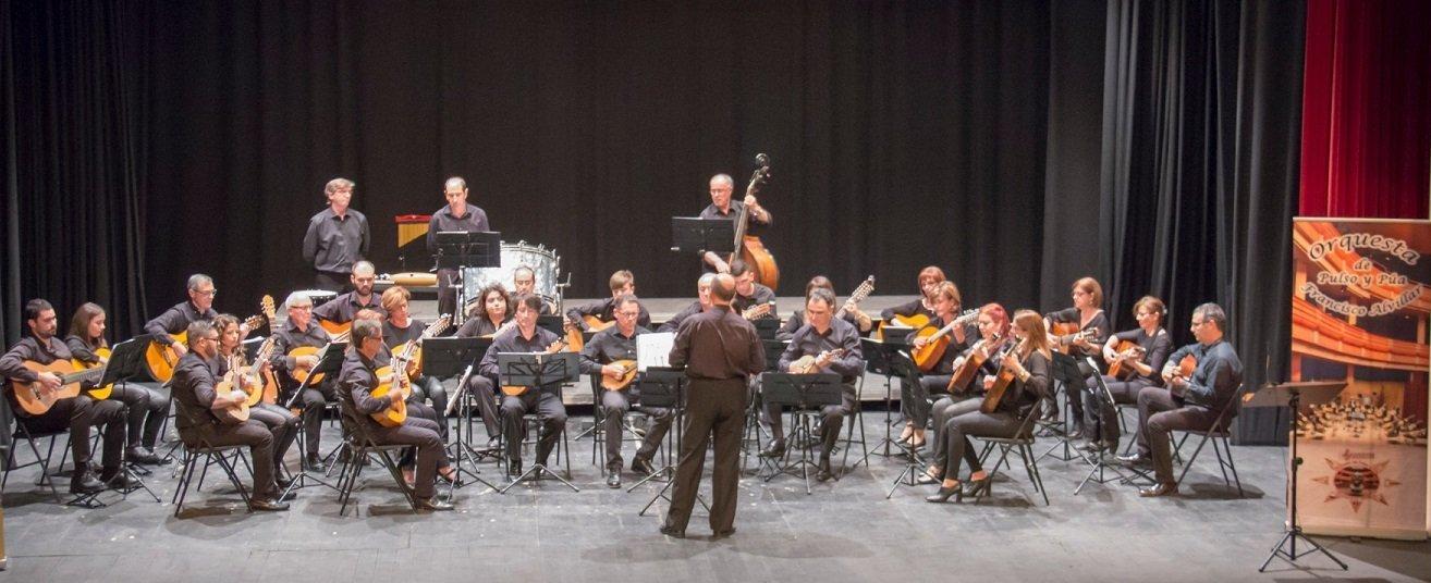 L'Orquesta de Pulso y Púa «Francisco Alvillar» de Monòver anul·la el seu tradicional concert de novembre Notícia destacada