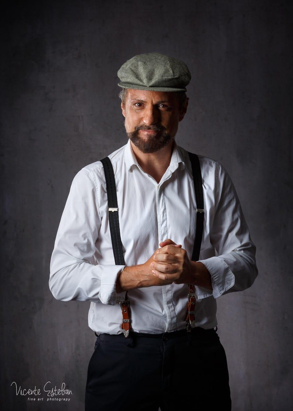 L'actor monover Alfredo Belda interpretarà el personatge principal de l'obra de teatre «Ifach», d'Azorín Notícia destacada