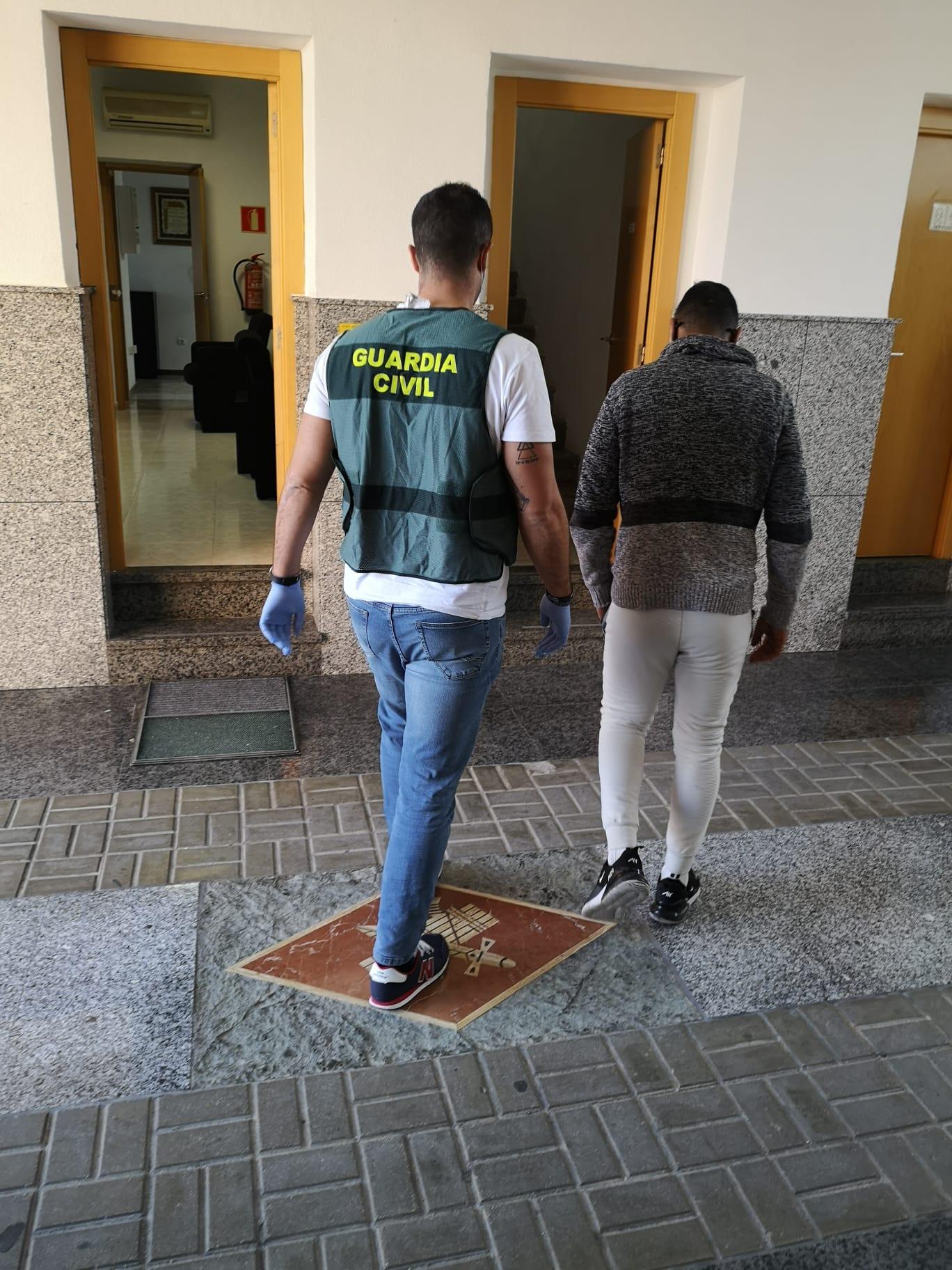 La Guàrdia Civil deté a Novelda a quatre implicats en l'atropellament d'un jove Successos - #Novelda