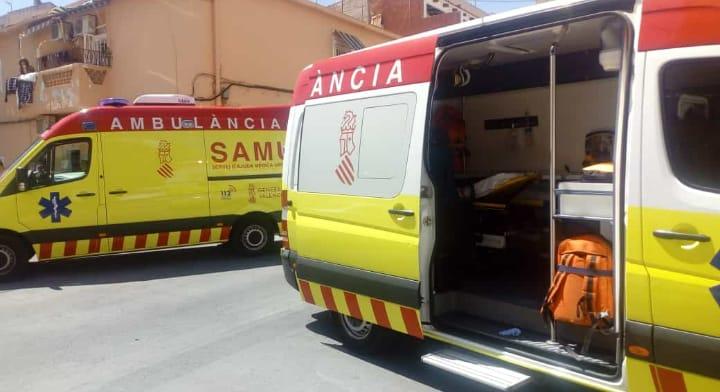 Mor un home a Novelda en caure al terra després d'una forta baralla Successos