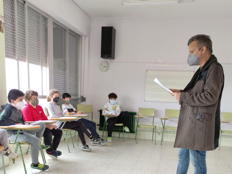 El CEIP Azorín de Monòver reprén el projecte de cinema amb l'alumnat de tercer cicle Col·legis