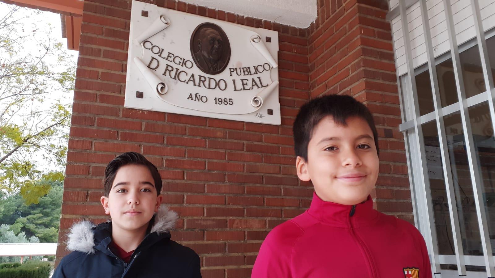L'oratge de la mà de l'alumnat del CEIP Mestre Ricardo Leal de Monòver Oratge