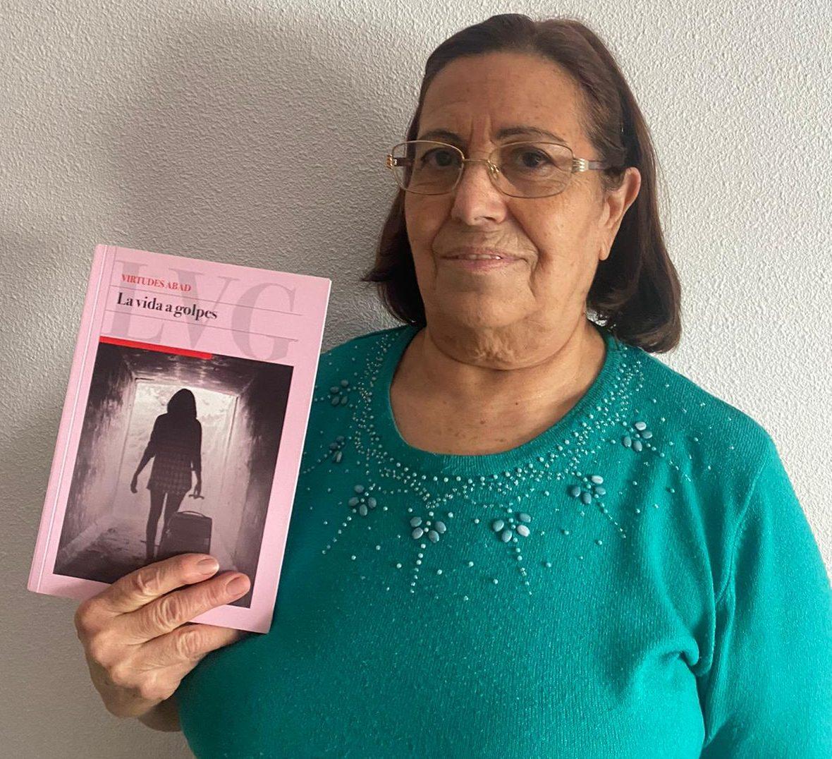 Virtudes Abad, autora de «La vida a golpes» Entrevistes - 8 de març de 2021